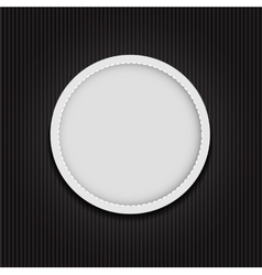 Circle Banner Background vector