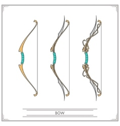 Fantasy Bow vector