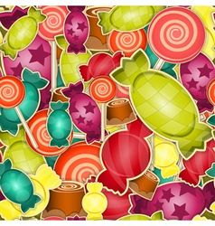 Sweet candy vector