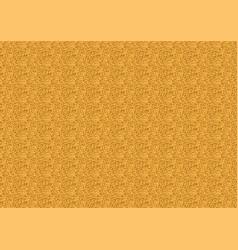 Golden triangulate back 3r vector