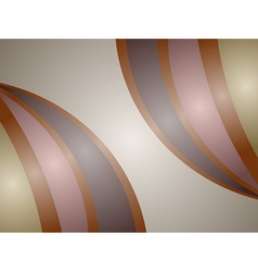 Abstract brown balloons vector
