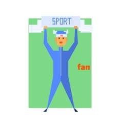 Sorts Fan Abstract Figure vector