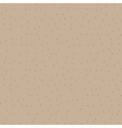 Beige Abstract Triangle Seamless Pattern vector image