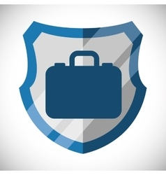 Insurance and security business vector