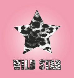 Star grunge label retro frames for emblems vector