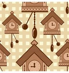 Clock pattern vector