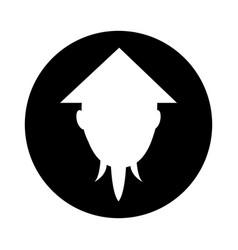 asian man head character vector image