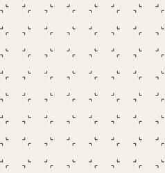 Clean minimal pattern vector