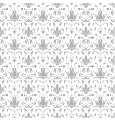floral seamless texture wallpaper pattern with vector image