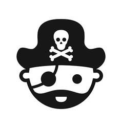 Pirate Object vector