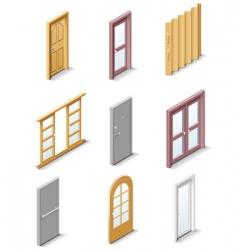 building tools vector image