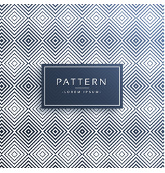 Elegant line pattern background vector