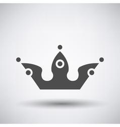 Party Crown Icon vector image
