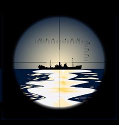 periscope vector image