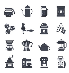 Coffee Icon vector image vector image