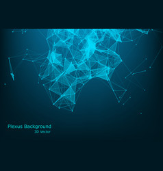 abstract technology and future background vector image