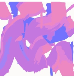 Grungy colorful bg paint vector