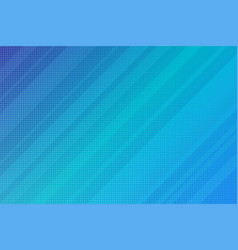 abstract modern stripes lines blue gradient vector image