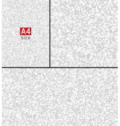 Set of Gray Technology Pixel Backgrounds vector