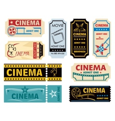 Movie admission vector