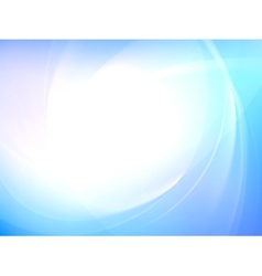 Abstract smooth light curves EPS 10 vector image