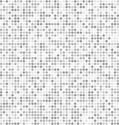 Glitter small round sparkles flat style gray vector