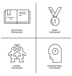 Psychology Logo vector image