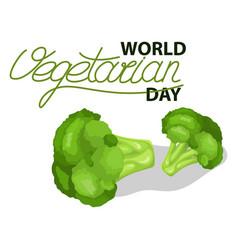 round frame from vegetables vegetarian vector image