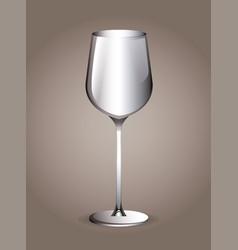Wine glassware cup image vector