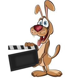 Director Dog vector