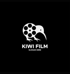Kiwi film logo vector