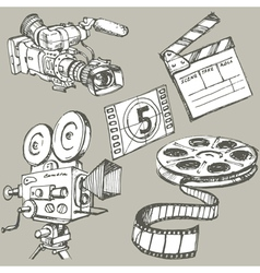 Movie vector