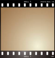 photo cell brown vector image vector image