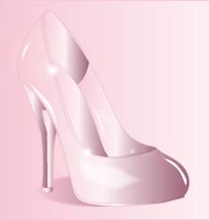 the rubby slipper vector image