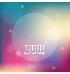 Blurre background graphic vector image