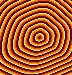 Growth rings vector