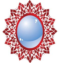 jewel vector image