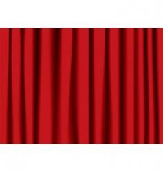 Ter curtain vector