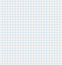 Seamless notebook vector image vector image