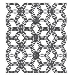 Oriental Pattern vector image vector image