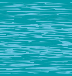 Abstract blue and teal painterly water surface vector