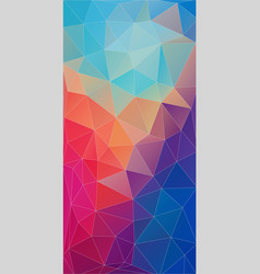 abstract vertical background for your design vector image