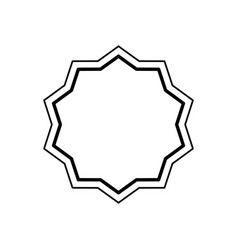 seal stamp icon vector image