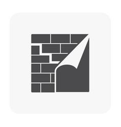 Waterproequipment icon vector