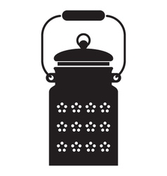 CookieContainer vector image vector image