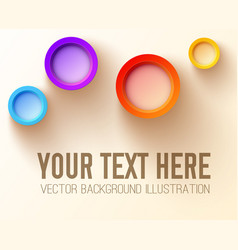 business abstract clean template vector image