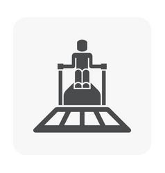 concrete slab icon vector image