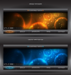 website background vector image