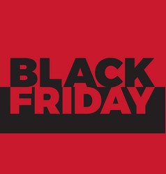 Black friday sale backround vector