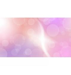 Digital abstract empty light pink vector
